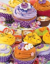 Springbok Jigsaw Puzzles - Cupcakes