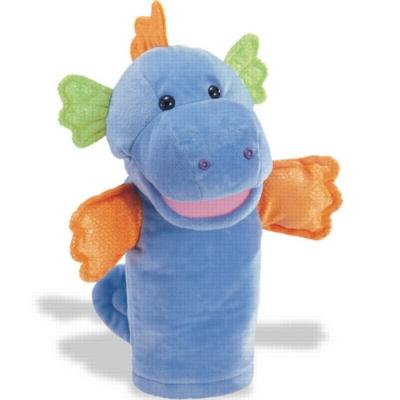 Seahorse Sound Puppet - 12.5'' Seahorse by Gund