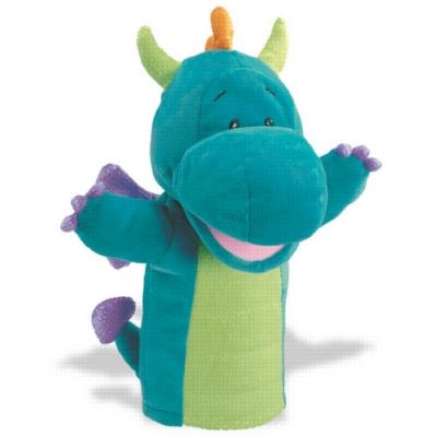 Dragon Sound Puppet - 12.5'' Dragon by Gund