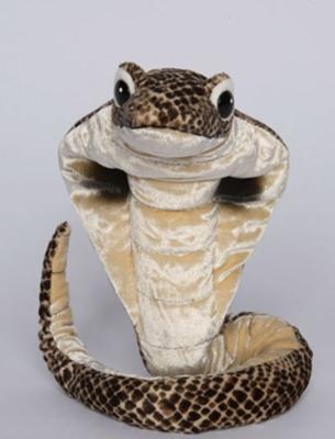 """Striker Cobra - 30"""" Snake By Douglas Cuddle Toy"""