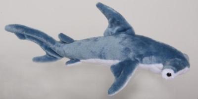 """Nailer Hammerhead Shark - 13"""" Shark By Douglas Cuddle Toy"""
