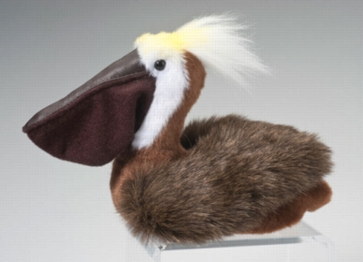 "Beachy - 8"" Pelican By Douglas Cuddle Toy"