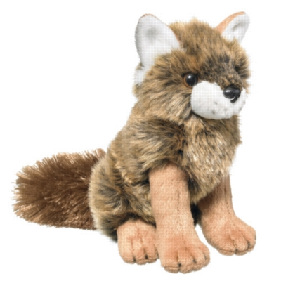 """Coyote Pup - 8"""" Coyote by Wildlife Artists"""