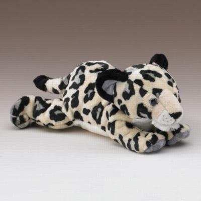 "Snow Leopard Cub - 14"" Snow Leopard by Wildlife Artists"