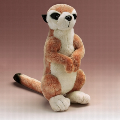 "Meerkat - 13"" Meerkat by Wildlife Artists"