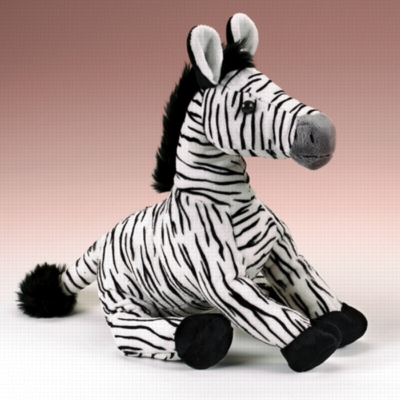 "Zebra - 14"" Zebra by Wildlife Artists"