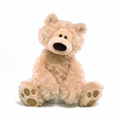 """Philbin (Beige) - 12"""" Bear By Gund"""