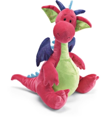 "Ladon Sr. - 14"" Dragon by Gund"
