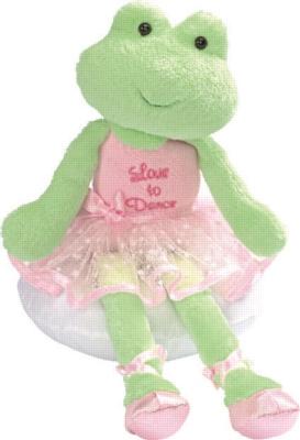 Twirly Girl - 11.5'' Frog by Gund