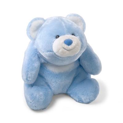 """Lil Snuffles Blue - 7"""" Bear By Gund"""