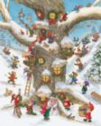 Elf Magic - 1000pc Jigsaw Puzzle By Vermont Christmas Company