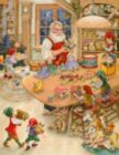 Santa's Toy Shop - 1000pc Jigsaw Puzzle By Vermont Christmas Company