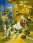 Holy Infant - 1000pc Jigsaw Puzzle By Vermont Christmas Company