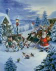 Christmas Eve - 1000pc Jigsaw Puzzle By Vermont Christmas Company