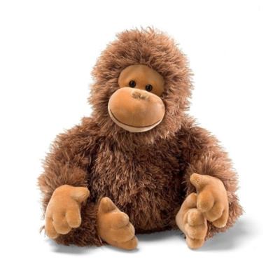 """Rusty - 10"""" Orangutan By Gund"""