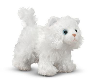 "Pixie Persian Cat - 7"" Cat by Melissa & Doug"