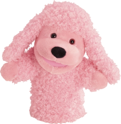 Poodle Sound Puppet - 12.5'' Dog by Gund