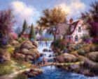 Angel Falls - 1500pc Spring Jigsaw Puzzle by Sunsout