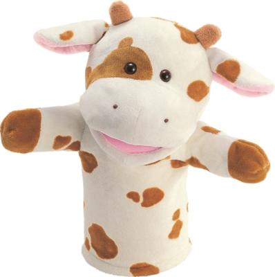 Brown Cow Sound Puppet - 12.5'' Cow by Gund