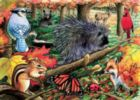 Eastern Woodlands - 35pc Tray Puzzle by Cobble Hill