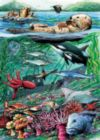 Life on the Pacific Ocean - 35pc Tray Puzzle by Cobble Hill