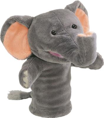 Elephant Sound Puppet - 12.5'' Elephant by Gund