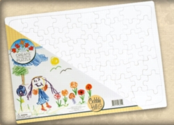 Cobble Hill Children's Puzzles - Create Your Own - 70pc