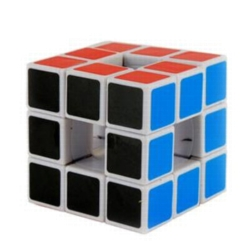 Puzzle Cubes - Hollow Cube (White)