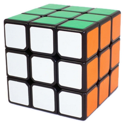 Puzzle Cubes - Speed Cube, Generation V (Black)