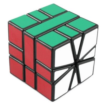 Puzzle Cubes - Square One