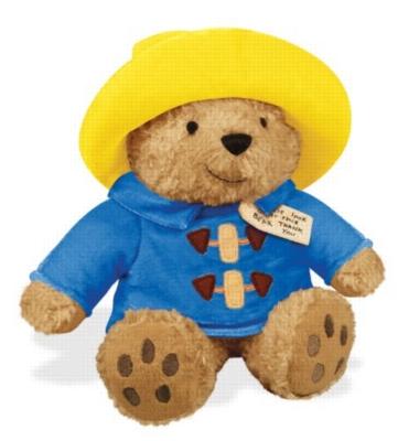 "My First Paddington Bear - 7.25"" Bear"