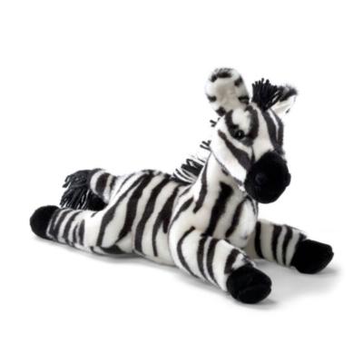 """Zally - 14"""" Zebra By Gund"""
