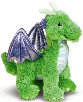 "Zephyr - 11"" Dragon by Melissa & Doug"