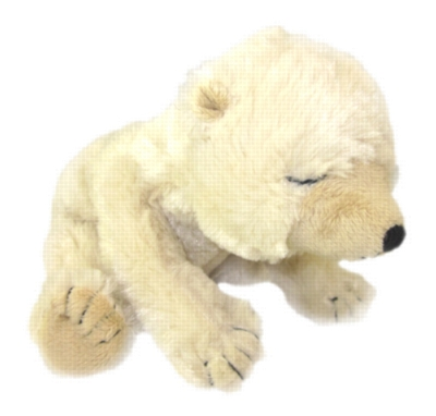 """On The Night You Were Born - 10"""" Polar Bear by MerryMakers"""