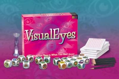 Visual Eyes - Board Game