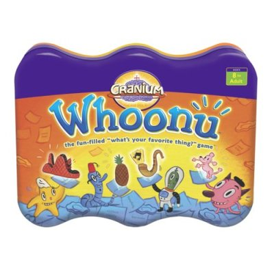 Cranium: Whoonu Tin - Card Game