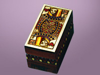 Card Box - Queen of Hearts