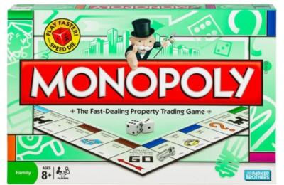 Board Games - Monopoly