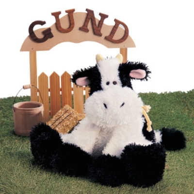 Kaiser - 11'' Cow by Gund