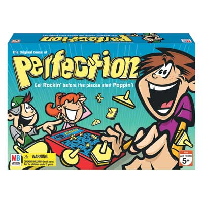 Perfection - Board Game