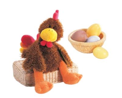 Moca - 11'' Chicken by Gund