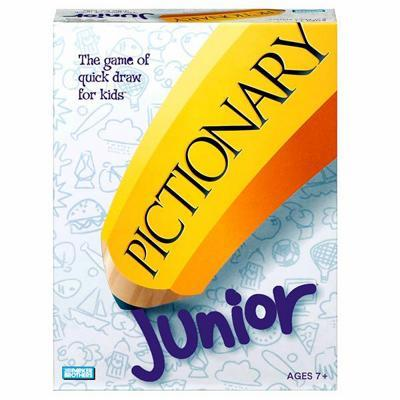 Pictionary: Junior Edition - Board Game