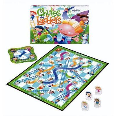 Chutes and Ladders - Board Game