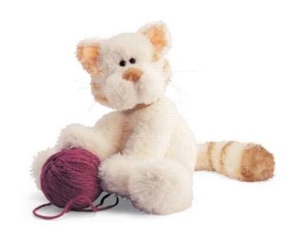 Mussy - 11'' Cat by Gund
