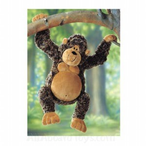 Big Garstang - 18'' Gorilla by Gund