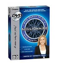 Who Wants to be a Millioniare - DVD Game