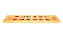 Board Games - Deluxe Wood Mancala