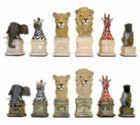 Lion - 4' Chessmen