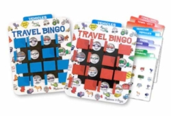 Travel Games - Bingo