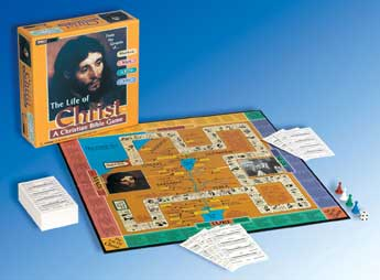 Board Games - Life of Christ Board Game
